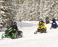 Snowmobile Posters for Safety & Education