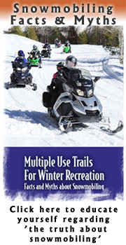 The Truth About Snowmobiling