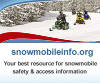Ypur best resource for snowmobile safety and trail access